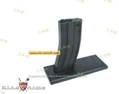 King Arms AEG Display Stand (M4 / M16)